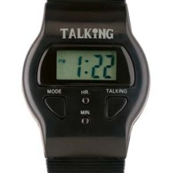 talking watch
